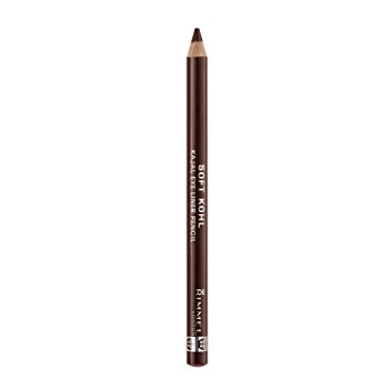 Rimmel  Soft  Kohl  Kajal  Eye Liner Pencil - 011 Sable Brown