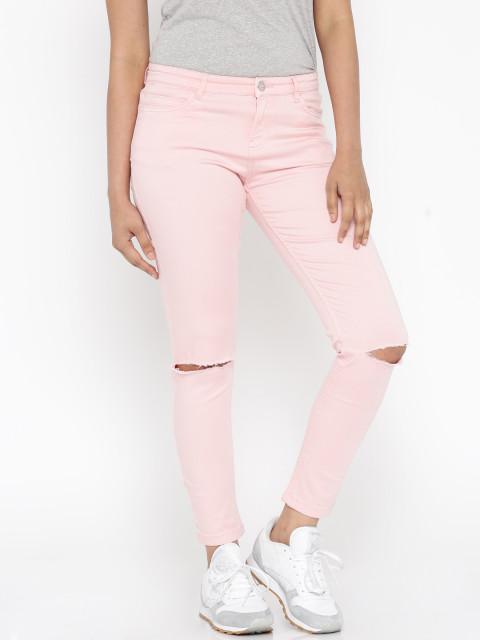 7 how to pronounce fashion brands - pink Slash-knee Trousers elle