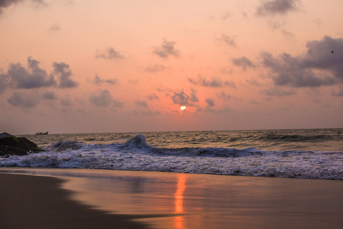 3 scuba diving in india - pondicherry - serenity beach
