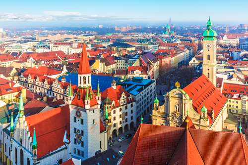 3 affordable foreign destinations - munich - germany