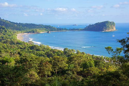 4 affordable foreign destinations - manuel antonia - costa rica