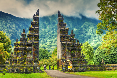 1 affordable foreign destinations - bali - indonesia