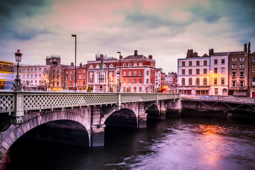 2 affordable foreign destinations - dublin - ireland