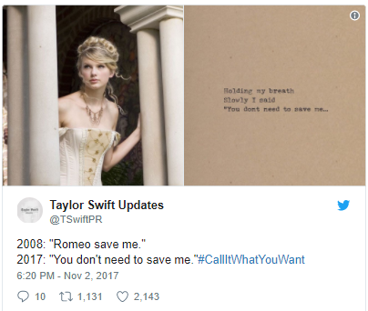 call it what you want taylor swift 2