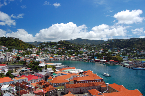 4 least visited countries - saint vincent and the grenadines
