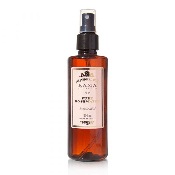 Kama Ayurveda Pure Rose Water For Face   Body