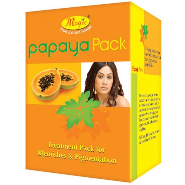 1 fruit based beauty products Papaya