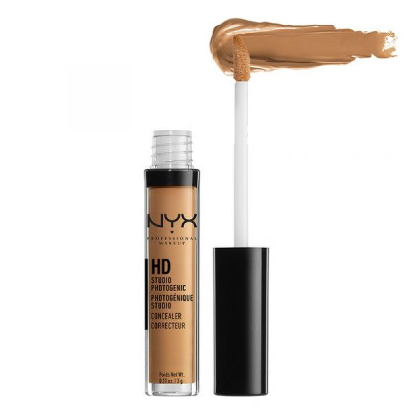 5 cover dark circles NYX Professional Makeup HD Photogenic Concealer Wand