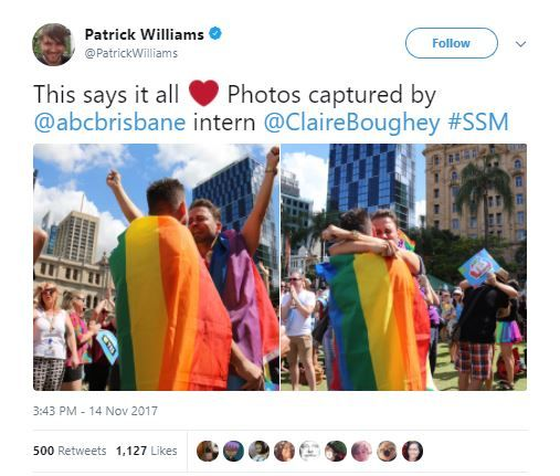 2 homosexuality may be a tendency - patrick williams love wins