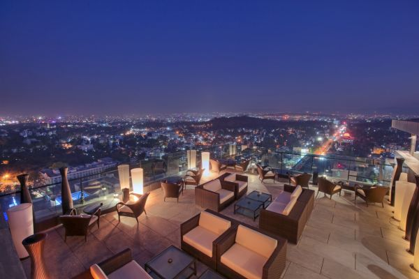 3 rooftop places in india