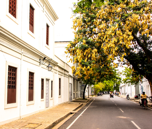 1 indian holiday destinations - pondicherry