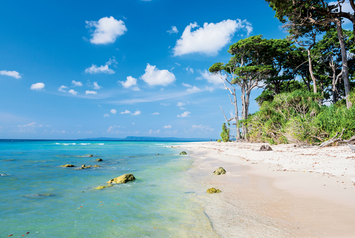 3 indian holiday destinations - andaman and nicobar islands