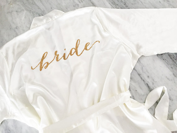 1 personalized bridal accessories
