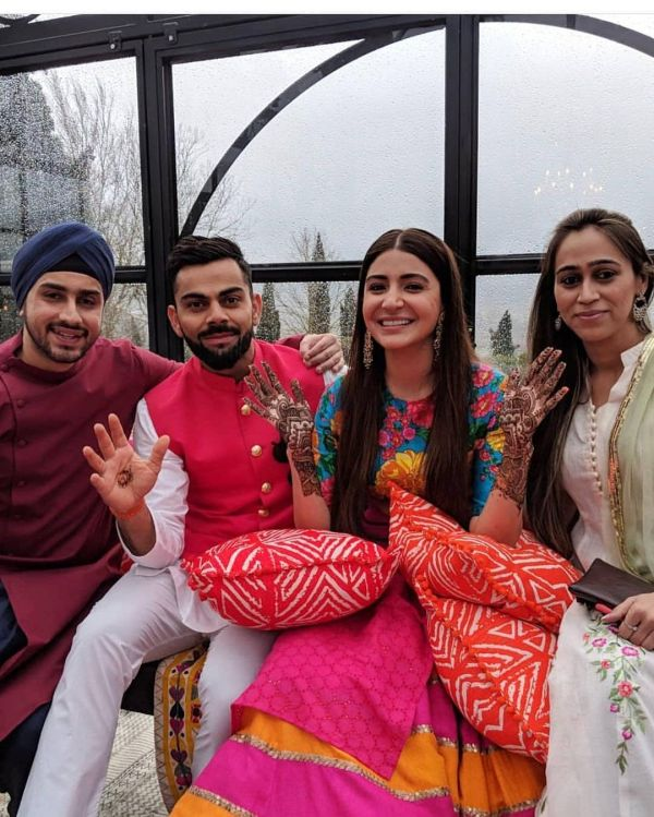 2 virat anushka wedding photos