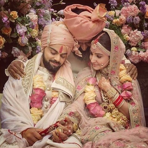 4 virat anushka wedding photos