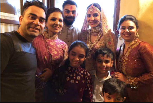 7 virat anushka wedding photos