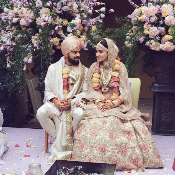 9 virat anushka wedding photos