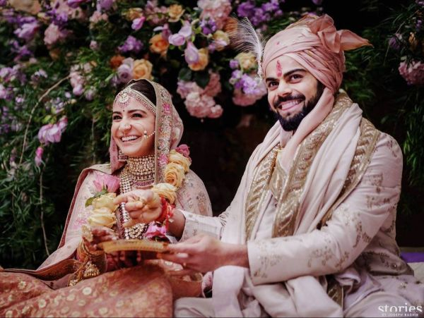 34 virat anushka wedding photos