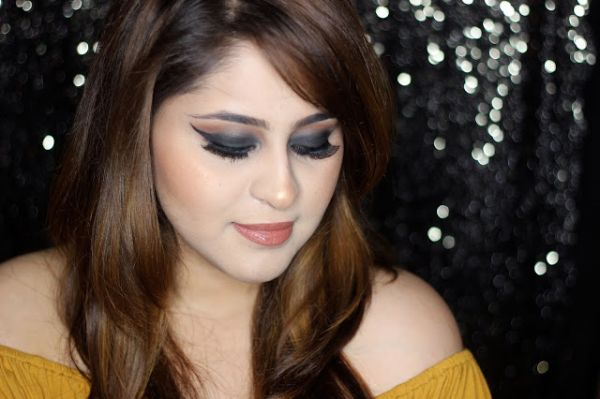 make up looks Aashna Bhagwani 2