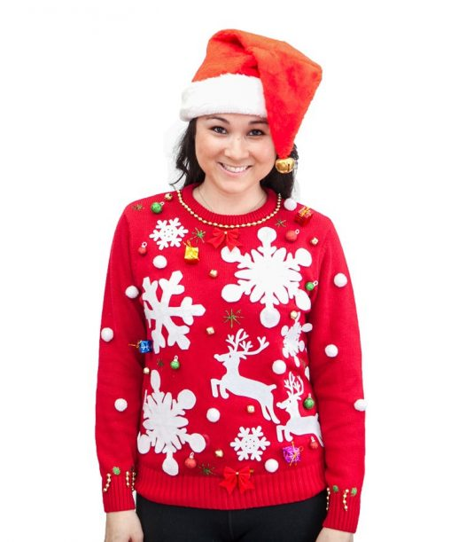 1 ugly christmas sweaters
