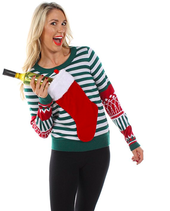 8 ugly christmas sweaters