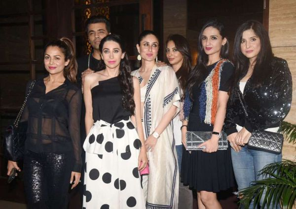 internal 3 - malaika arora pre christmas party