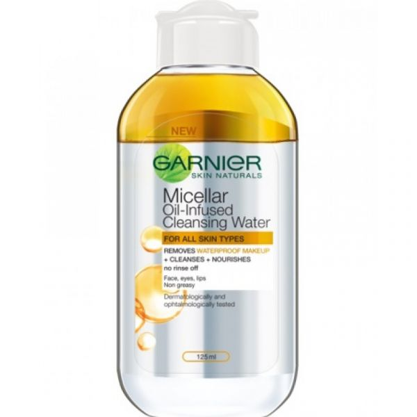 best beauty launches 2017 garnier micellar water