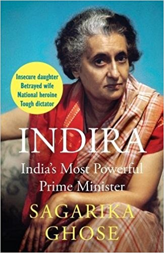 internal - indira gandhi sagarika ghose