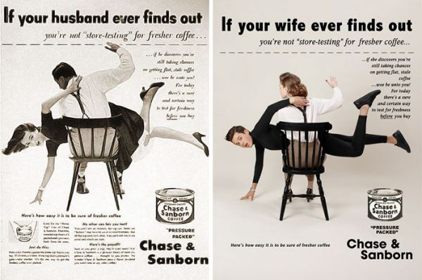 internal - sexism in vintage ads