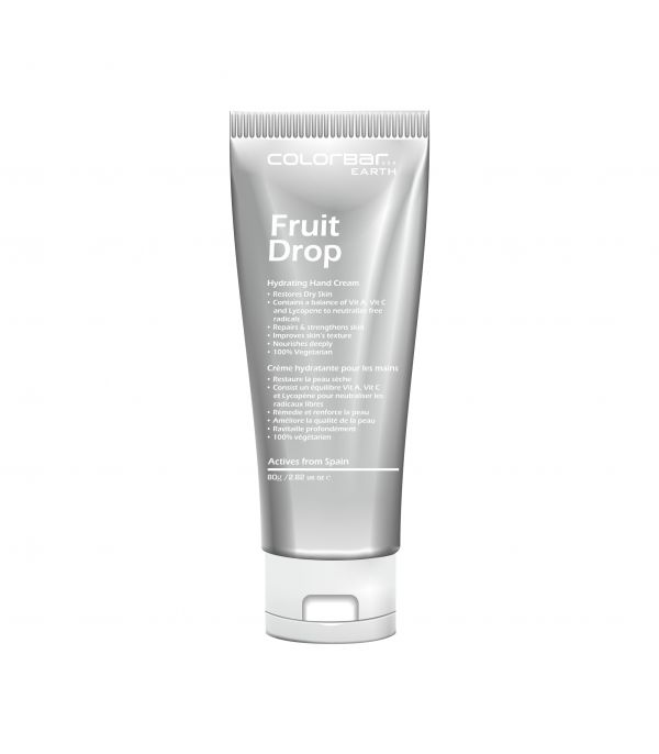 2 beauty  hand  cream Colorbar Fruit Drop Hydrating Hand Cream