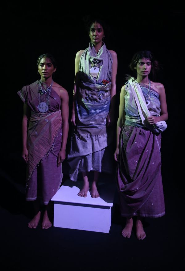 5 The Pankaja collection by Pankaja Sethi presented at Lakme Fashion Week Summer Resort 2018 %282%29