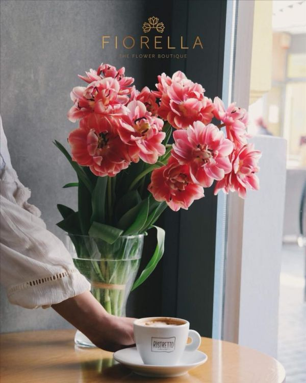 1 rose day - fiorella