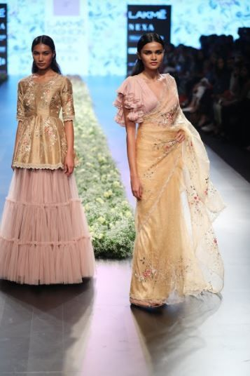 anushree reddy bridal colours