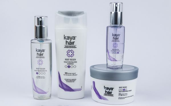 Kaya Root Regen Hair Care Range
