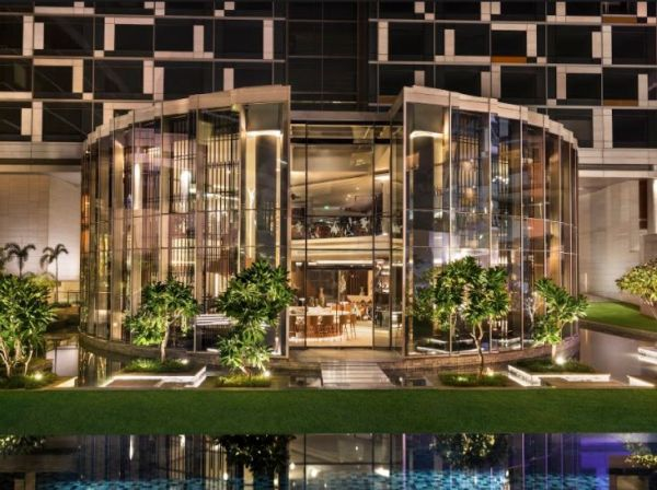 1. Andaz Delhi Hong Kong Club Review