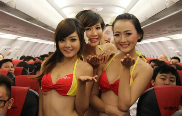 internal - vietjet bikini airlines