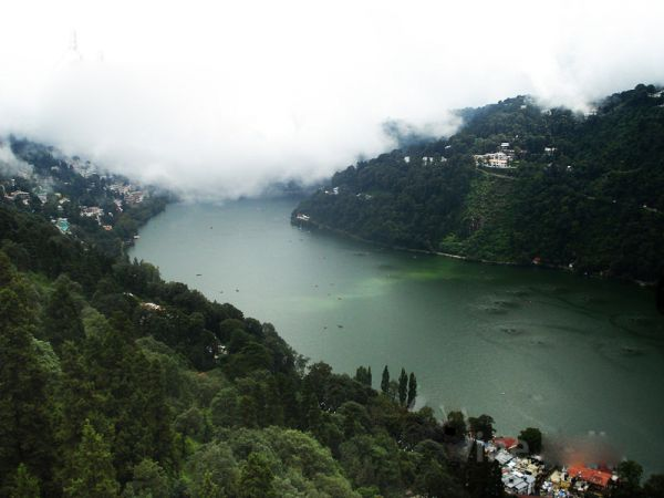 2 things to do in mussoorie - lake mist
