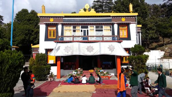 3 things to do in mussoorie - tibetan temple