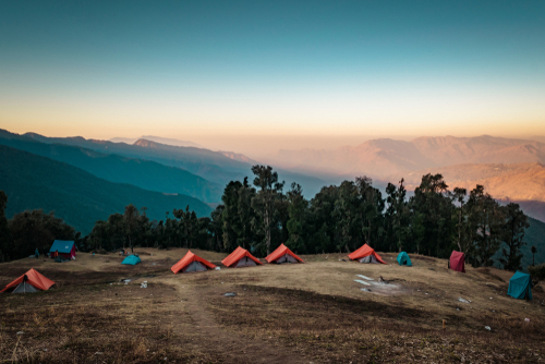 8 things to do in mussoorie - nag tibba trek
