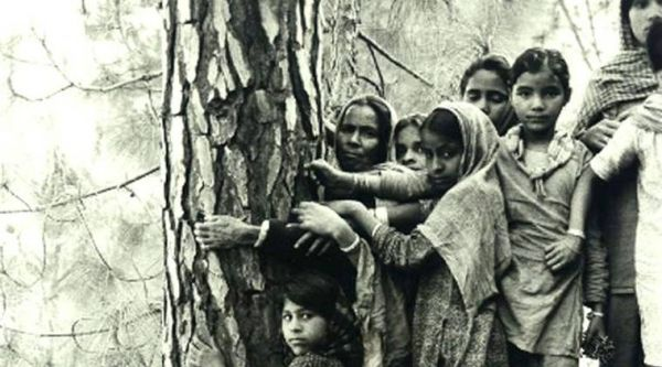2 chipko movement
