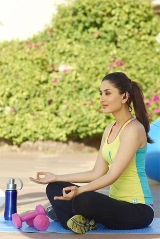 3 period - kareena kapoor yoga
