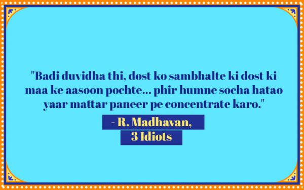 5 funny bollywood dialogues
