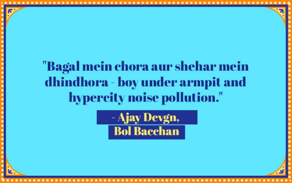 6 funny bollywood dialogues