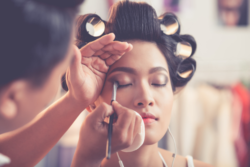questions to ask bridal makeup artists