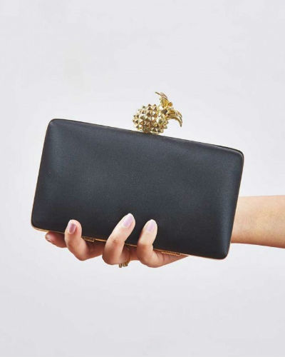 sale alert pineapple clutch FI