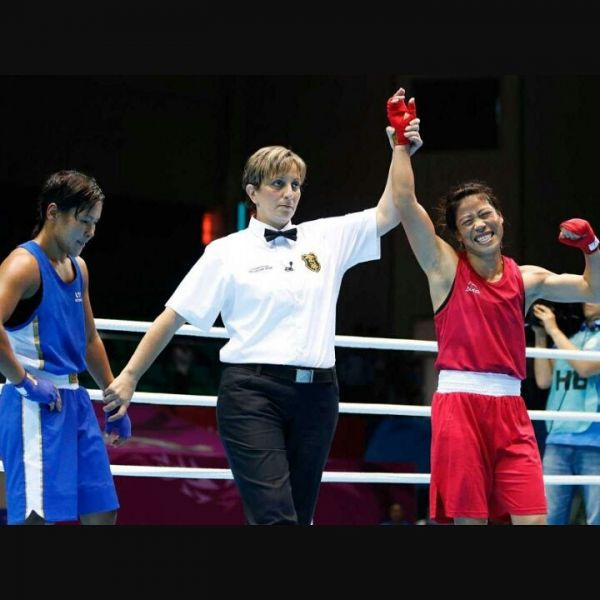 mary kom  mary  commonwealth  games  boxing