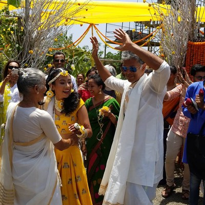 2 Milind Soman And Ankita Konwar To Tie The Knot Today In Alibaug!