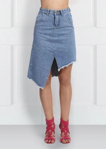 2 denim skirt - lulu and sky sale