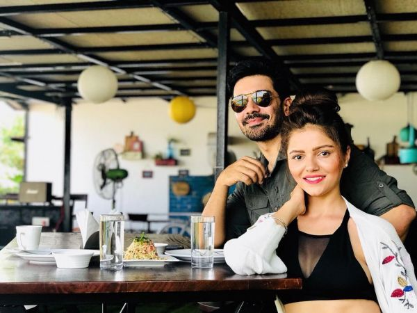 3 Rubina Dilaik Just Got Engaged To Boyfriend Abhinav Shukla