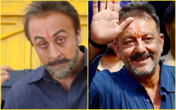 sanjay dutt jail look